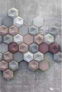 ng dụng gạch 3d ốp tường xu hướng 2019 milli