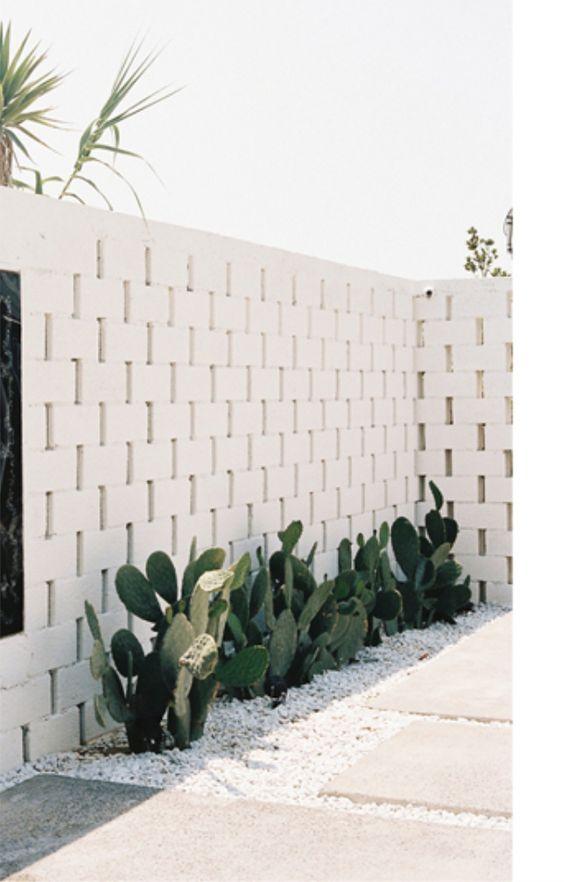 tường bao gạch bông gió ấn tượng