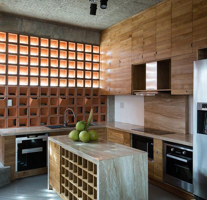 Ngôi Nhà Gạch Bông Gió Bánh Ú – Giải Pháp Kiến Trúc Hữu Ích