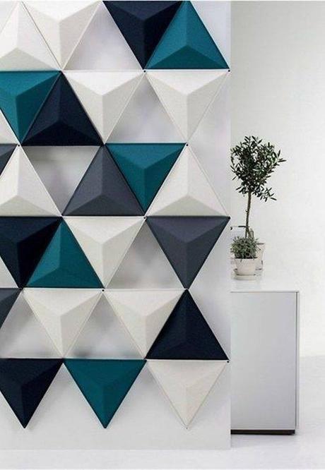 điểm nhấn thiết kế gạch 3d - vlxd milli