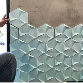 Thi công gạch 3D cường độ cao trang trí ngoài trời